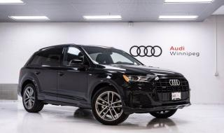 New 2021 Audi Q7 PROGRESSIV for sale in Winnipeg, MB