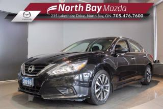 Used 2016 Nissan Altima 2.5 SV - Click Here! Test Drive Appts Available! for sale in North Bay, ON