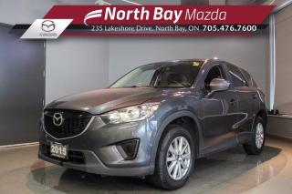 Used 2015 Mazda CX-5 GX AWD - Click Here! Test Drive Appts Available! for sale in North Bay, ON