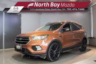 Used 2017 Ford Escape Titanium AWD - Click Here! Test Drive Appts Available! for sale in North Bay, ON