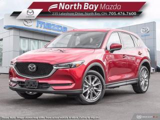 New 2021 Mazda CX-5 GT w/Turbo for sale in North Bay, ON