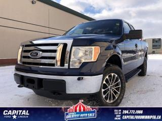 Used 2012 Ford F-150 SuperCab  *Alloy Wheels *Remote Start *Tow Hitch for sale in Winnipeg, MB