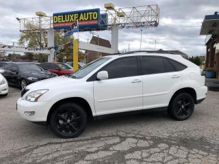 Used 2008 Lexus RX 350 AWD 4dr for sale in Etobicoke, ON