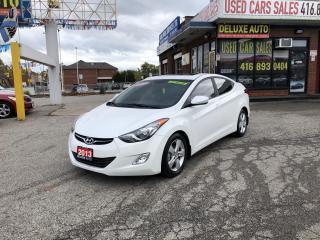 Used 2013 Hyundai Elantra 4dr Sdn Auto GLS (Alabama Plant) for sale in Etobicoke, ON