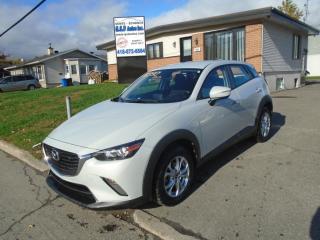 Used 2017 Mazda CX-3 GS for sale in Ancienne Lorette, QC