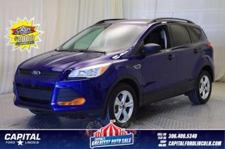 Used 2016 Ford Escape S EcoBoost  4WD **New Arrival** for sale in Regina, SK