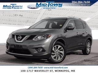 Used 2014 Nissan Rogue AWD for sale in Winnipeg, MB