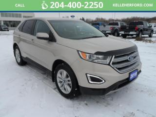 Used 2018 Ford Edge SEL for sale in Brandon, MB