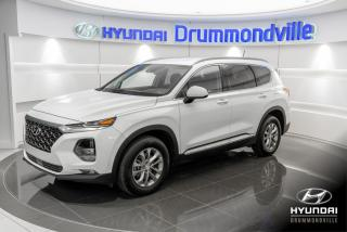 Used 2020 Hyundai Santa Fe ESSENTIAL ENS. SECURITE AWD + GARANTIE + for sale in Drummondville, QC