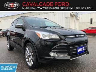 Used 2015 Ford Escape SE for sale in Bracebridge, ON