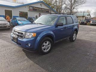 Used 2010 Ford Escape XLT for sale in Madoc, ON