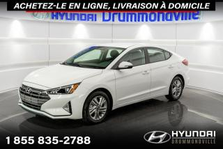 Used 2020 Hyundai Elantra PREFERRED + MAGS + APPLE CAR PLAY + WOW! for sale in Drummondville, QC