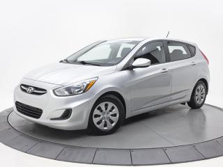 Used 2015 Hyundai Accent HB Auto GL AC SIEGES CHAUFFANT  BLUETOOTH for sale in Brossard, QC