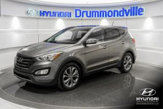Used 2013 Hyundai Santa Fe SE 2.0T + GARANTIE + TOIT PANO + CUIR + for sale in Drummondville, QC