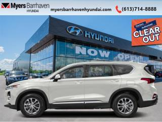 New 2020 Hyundai Santa Fe 2.0T Luxury AWD  - Sunroof - $256 B/W for sale in Nepean, ON