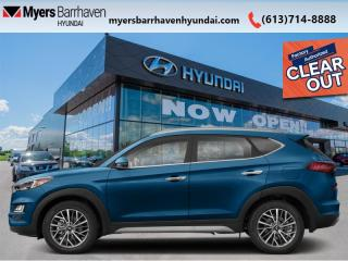 New 2021 Hyundai Tucson 2.4L Luxury AWD  - Leather Seats - $205 B/W for sale in Nepean, ON