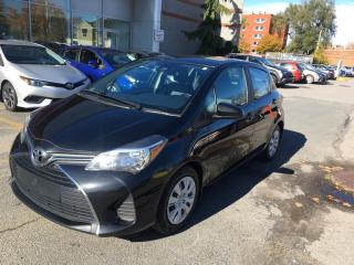 Used 2017 Toyota Yaris 5-dr 5DR HB AUTO LE for sale in Longueuil, QC
