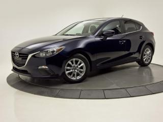 Used 2016 Mazda MAZDA3 HB Sport Man GS BLUETOOTH  TOIT OUVRANT for sale in Brossard, QC