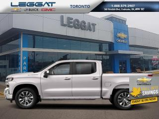 New 2021 Chevrolet Silverado 1500 RST for sale in Etobicoke, ON