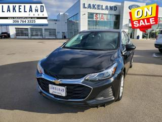 Used 2019 Chevrolet Cruze LT  - $159 B/W for sale in Prince Albert, SK