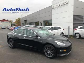 Used 2019 Tesla Model 3 STANDARD-RANGE-PLUS* RWD* AUTONOMIE-423KM* CAMERA* for sale in St-Hubert, QC