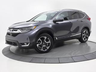 Used 2019 Honda CR-V Touring AWD leather roof 4x4 for sale in Brossard, QC