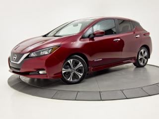 Used 2019 Nissan Leaf S | SIEGES CHAUF. - REGUL. VITESSE - BLUETOOTH for sale in Brossard, QC