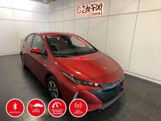 Used 2017 Toyota Prius Prime Base for sale in Québec, QC