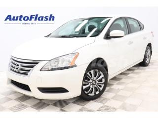 Used 2013 Nissan Sentra S* BLUETOOTH* CRUISE* A/C* GR-ELECTRIQUE* for sale in St-Hubert, QC