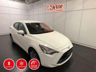 Used 2016 Toyota Yaris BERLINE - A/C - BLUETOOTH - BOUTON POUSSOIR for sale in Québec, QC