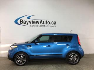 Used 2019 Kia Soul EX - ONLY 3000KMS! HTD LEATHER! PANOROOF! for sale in Belleville, ON