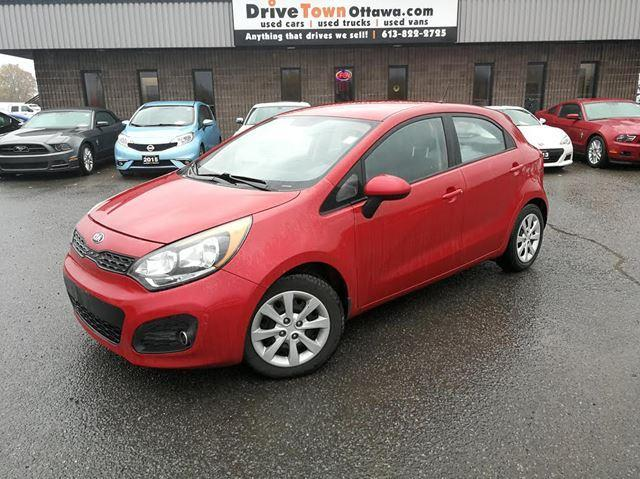 2013 Kia Rio LX 5 DOOR AUTOMATIC ONLY 71000KMS