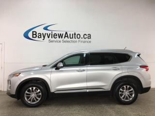 Used 2019 Hyundai Santa Fe ESSENTIAL - AWD! REVERSE CAM! SAFETY PKG! + MORE! for sale in Belleville, ON