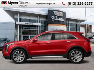 New 2021 Cadillac XT4 - Leather Seats - Sunroof for sale in Ottawa, ON