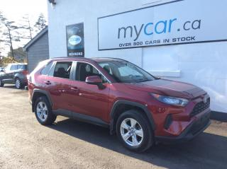 Used 2019 Toyota RAV4 LE HEATED SEATS, BACKUP CAM, BLUETOOTH!! for sale in Richmond, ON