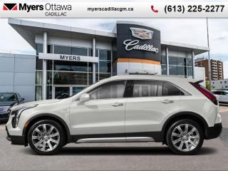 New 2021 Cadillac XT4 - Sunroof - Heated Seats for sale in Ottawa, ON