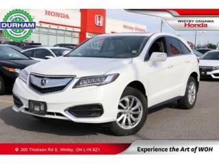 Used 2018 Acura RDX TECH AWD for sale in Whitby, ON
