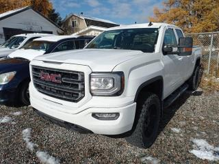 Used 2017 GMC Sierra 1500 UNKNOWN for sale in La Sarre, QC