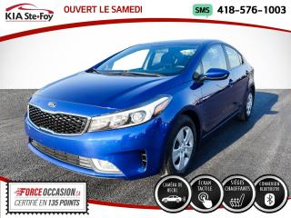 Used 2017 Kia Forte * LX+* CAMERA DE RECUL* SIEGES CHAUFFANT for sale in Québec, QC
