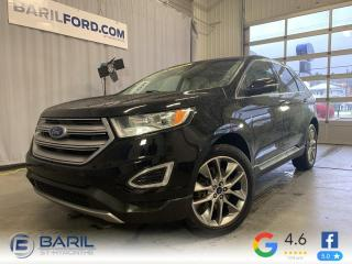 Used 2017 Ford Edge 4 portes Titanium, Traction intégrale for sale in St-Hyacinthe, QC