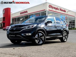 Used 2016 Honda CR-V Touring for sale in Guelph, ON