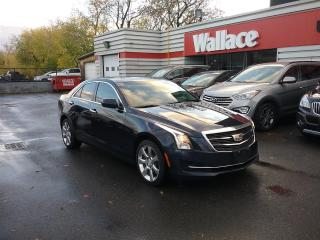 Used 2015 Cadillac ATS 2.0L Turbo  AWD for sale in Ottawa, ON