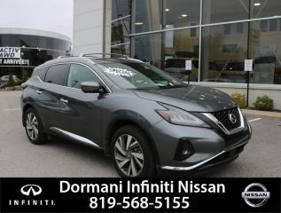 Used 2019 Nissan Murano SL AWD for sale in Gatineau, QC