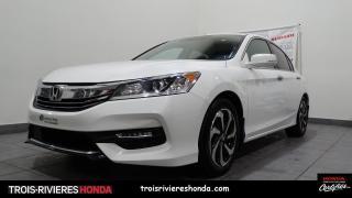 Used 2017 Honda Accord SE + HONDA SENSING + BLUETOOTH + CAMERA for sale in Trois-Rivières, QC