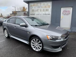 Used 2012 Mitsubishi Lancer ***SE,MAGS,A/C,BLUETOOTH,ÉQUIPÉ*** for sale in Longueuil, QC