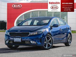 Used 2018 Kia Forte SX CERTIFIED PRE OWNED 6 YEAR 120,000KM WARRANTY for sale in Mississauga, ON