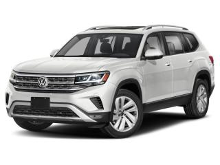 New 2021 Volkswagen Atlas 3.6 FSI Execline *R LINE* *SHETLAND GREY INTERIOR*  *DIGITAL DASH* *LEATHER* *SUNROOF* *CARPLAY* *ANDROID AUTO* for sale in Surrey, BC