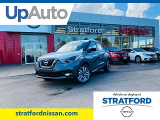 New 2020 Nissan Kicks SR for sale in Stratford, ON