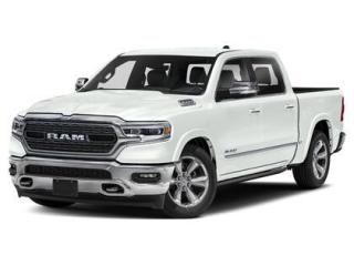 New 2020 RAM 1500 Limited | e-TORQ | 22'' Rims | 3.0L Diesel | White for sale in Medicine Hat, AB