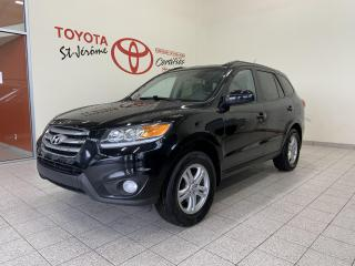 Used 2012 Hyundai Santa Fe * AWD * V6 3.5L * MAGS * GR ELECT * A/C * for sale in Mirabel, QC
